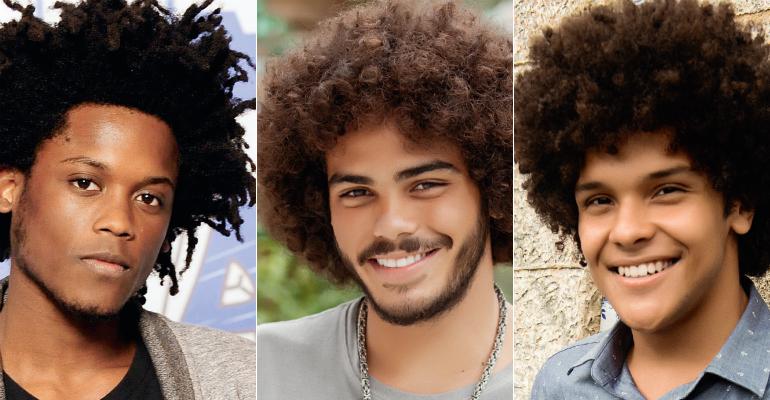 Resultado de imagem para homens black power